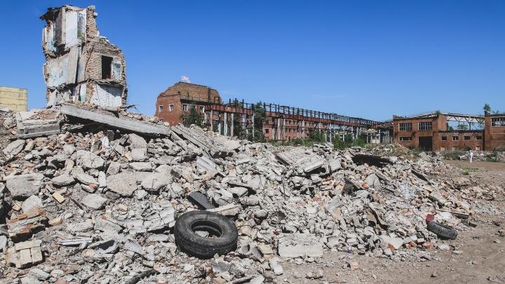 В Уфе раскритиковали бездействие местных властей из-за заброшенного завода «Уфахимпром»