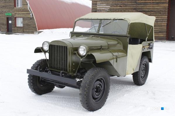 """<nobr class=""""_"""">ГАЗ-64</nobr> выпускался с 1941 по 1943 годы"""