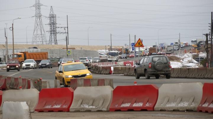 На строительство развязки в Ольгино потребовалось еще 750 млн рублей