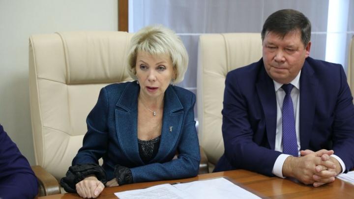 Депутат Лариса Ушакова предложила расширить возможности использования материнского капитала
