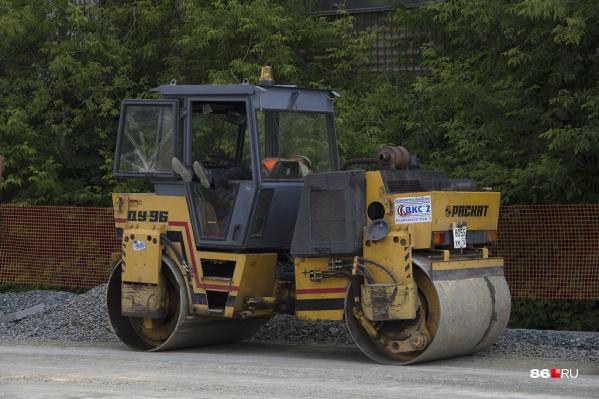 Дороги в Сургуте будут ремонтировать с 15 мая по 31 октября