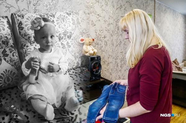 Елена Кинчарова раздала почти все вещи умершей дочери, но легче ей, конечно, не стало