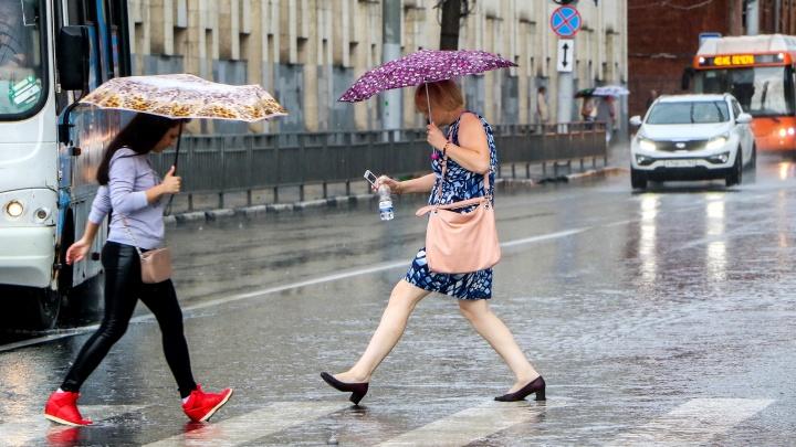 «Тут белье намочило, а на соседней улице грядки сухие». NN.RU узнал у синоптиков о погоде на эту неделю