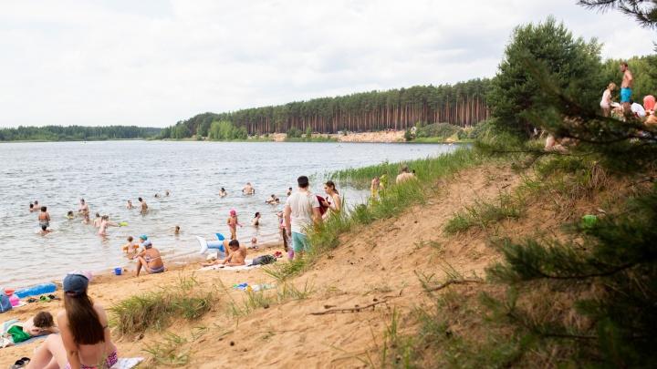 На Прусовских карьерах в Ярославле утонул 21-летний парень