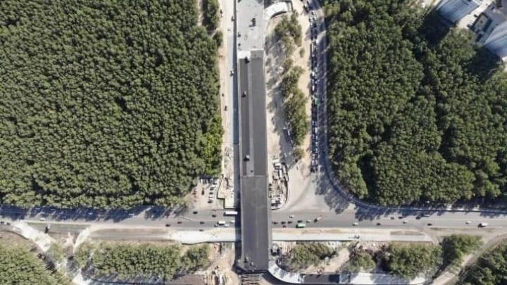 В Тюмени построят первую трехуровневую развязку в городе