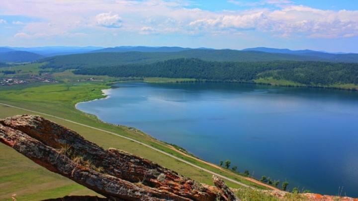 Губернатор пообещал обустроить для туристов «по высокому стандарту» озеро Большое на юге края