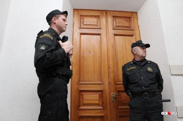 Заседание прошло в закрытом режиме