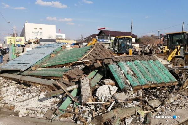 Ранее дом не включили в объекты культурного наследия