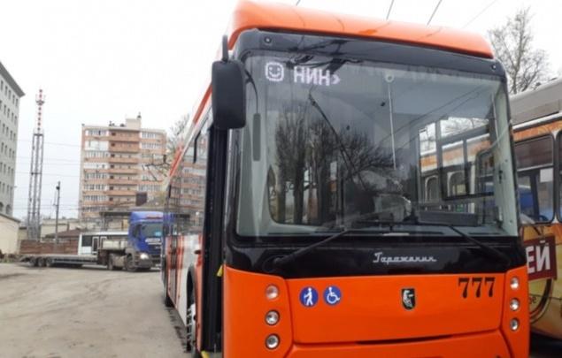 В Ростове временно изменят схему движения троллейбусов № 2 и 22