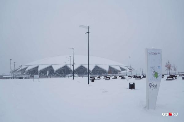 Сейчас спортивный объект находится в собственности Самарской области