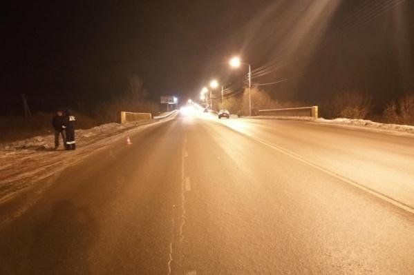 Необходимость строительства эстакады на шоссе Тюнина обосновывают тем, что низину топит во время паводка