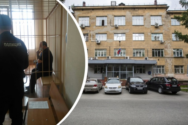 Депутату Заксобрания избрали меру пресечения в Центральном суде Новосибирска