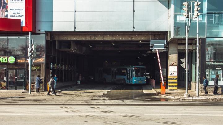 В Самаре отменят автобус от автостанции «Аврора»