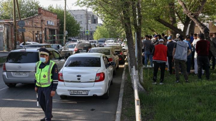 Челябинским маршрутчикам не разрешили прервать работу на молитву в Курбан-байрам