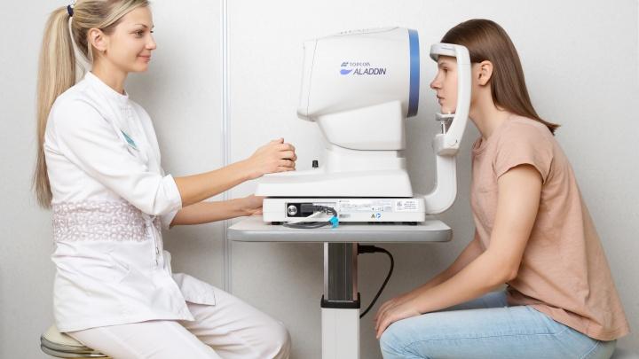 «Это редкость даже в мировой практике»: в Челябинске построили уникальную офтальмологическую клинику