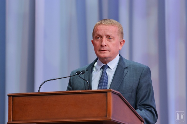 Сергей Горбань стал первым ростовским сити-менеджером