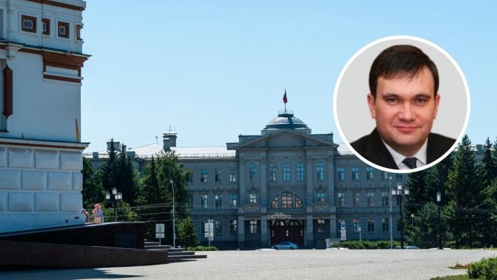 На депутата омского Заксобрания Кипервара возбудили уголовное дело