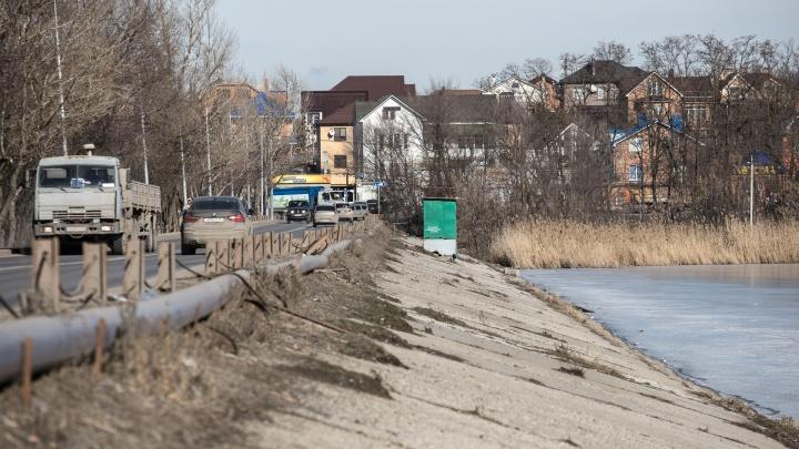 Глава донского Минтранса рассказал, когда начнут строить мост через Ростовское море