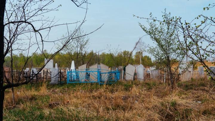 Мэрия Омска заказала проект строительства кладбища. Возможно, с крематорием
