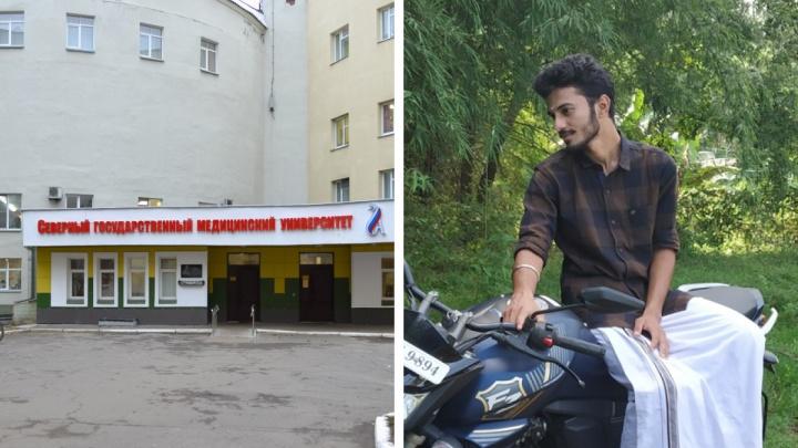 В СГМУ выразили соболезнования по поводу утонувшего студента из Индии