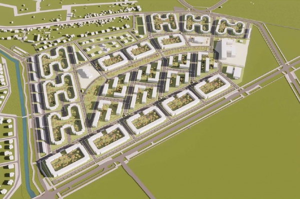Поселок будет застраивать челябинская компания. Она хочет завершить все работы к 2027 году