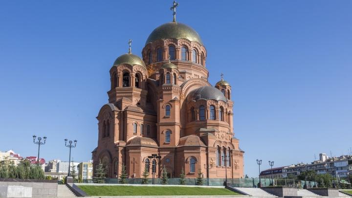 Будет ли Патриарх — неизвестно: в Волгограде назначили дату освящения собора Александра Невского