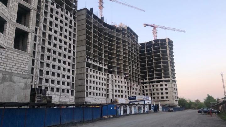 Суд отклонил апелляцию прокуратуры, оспаривающей строительство ЖК «Державинский»
