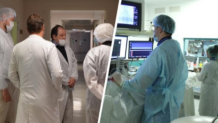 Известный медик из Москвы высоко оценил Архангельскую областную больницу