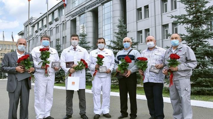 Челябинский трубопрокатный завод провел праздничные мероприятия в честь Дня металлурга