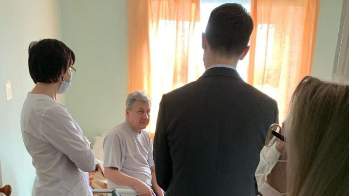 Мелик-Гусейнов опроверг информацию об увольнении 40 медиков из госпиталя ветеранов войн