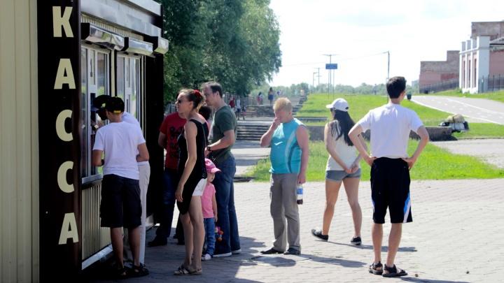 Из Омска запустили теплоходы до Большеречья. Они будут останавливаться в Красноярке