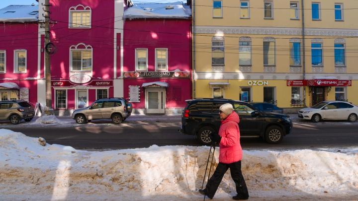«Температурные качели»: синоптик рассказала, какой будет погода в Архангельске до конца марта