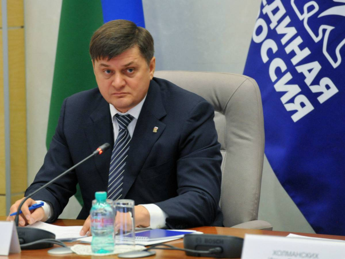 Квитка — руководитель межрегионального координационного совета «Единой России»