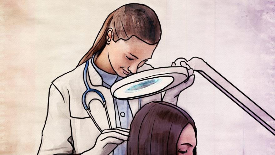Шевелюра мечты: врач-трихолог из Ярославля рассказала, почему выпадают волосы