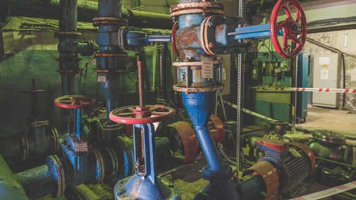 В пяти районах Перми для проведения опрессовки отключат горячую воду
