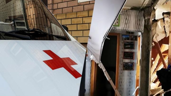 «Перевязали и почистили»: женщина, получившая 95% ожогов при взрыве на Автозаводе, находится в искусственной коме