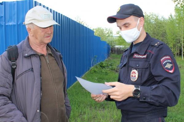 Полицейские отчитались перед руководством о раскрываемости преступлений