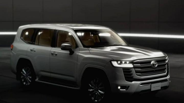Toyota представила новое поколение культового Land Cruiser
