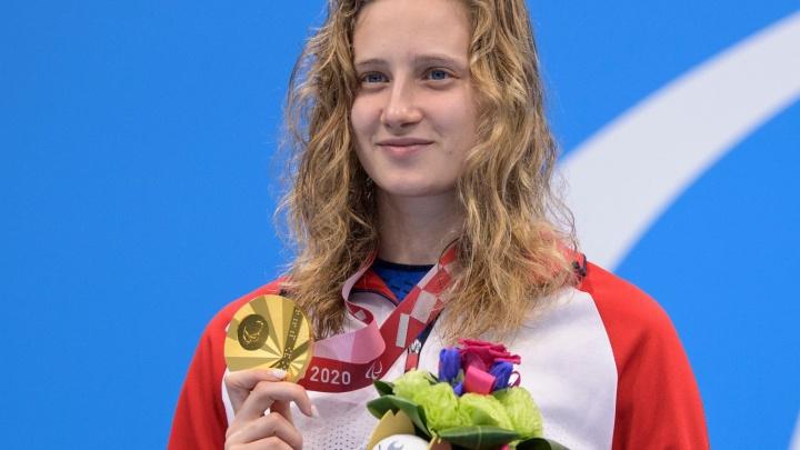 Челябинская спортсменка завоевала второе золото Паралимпиады в Токио