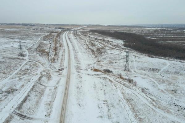 Дорогу рассчитывают построить до 2025 года<br>