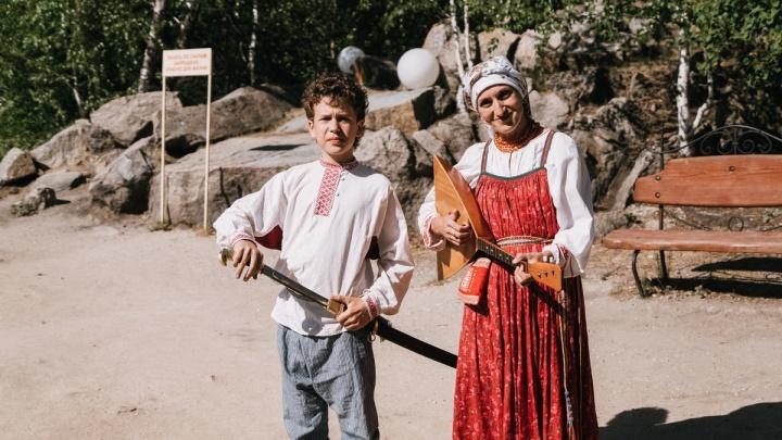 В Екатеринбурге устроят русский народный фестиваль. Раскрываем его программу