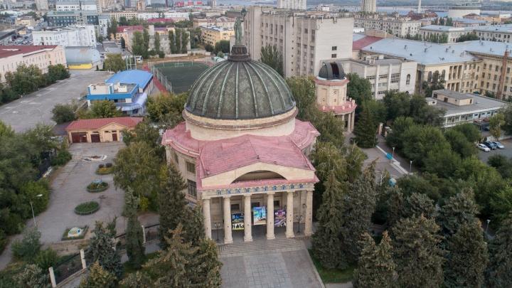 В Волгограде сменили директоров в планетарии и «Царицынской опере»