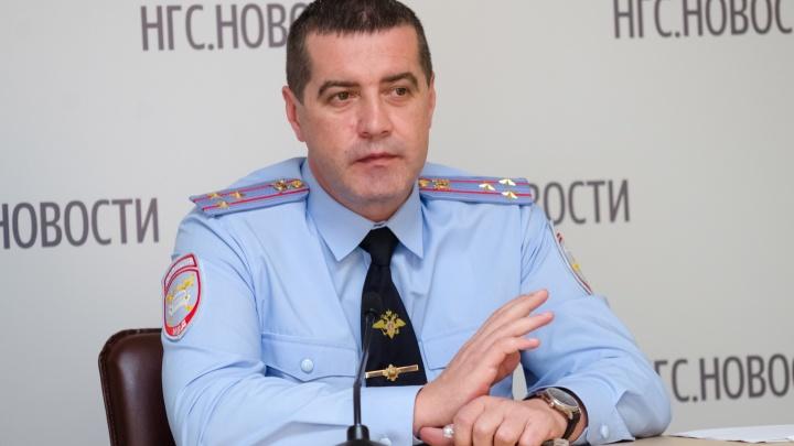 Следователи второй раз прекратили уголовное дело в отношении экс-главы новосибирской ГИБДД Сергея Штельмаха