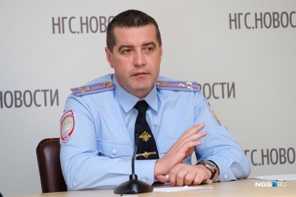 Уголовное дело в отношении бывшего начальника областной ГИБДД закрыли во второй раз