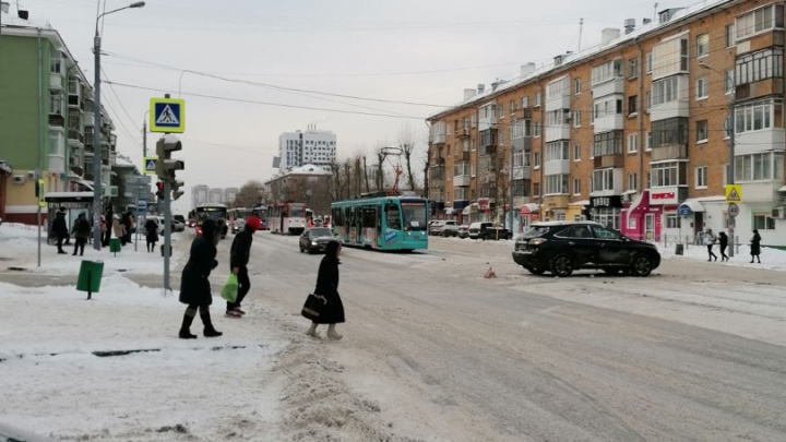 В Перми ищут свидетелей ДТП на перекрестке Мира и Одоевского. Там сбили подростка