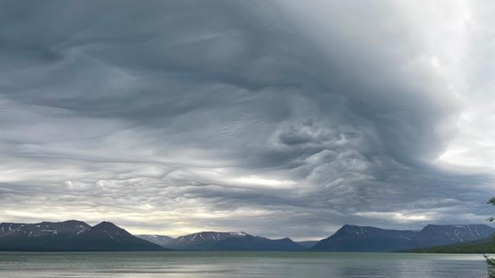 «Место, где тебе красиво 100% времени»: колонка сибиряка, который прожил 10 дней на плато Путорана