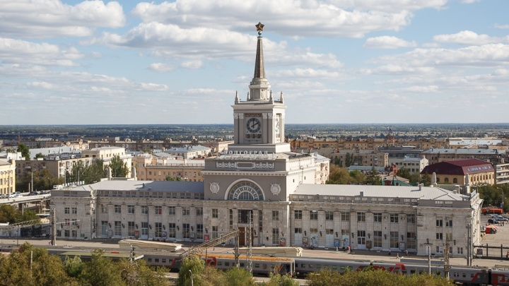 РЖД запускает дополнительные поезда из Волгограда в Москву