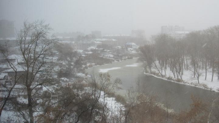 От -35 до 0 градусов: в Курганской области ожидаются резкие перепады температуры