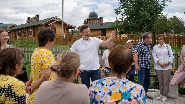 Пермские общественники проверили качество сотовой связи в поселке Мыс