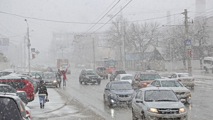 В Башкирию придут минусовая температура и снег, синоптики дали неутешительный прогноз